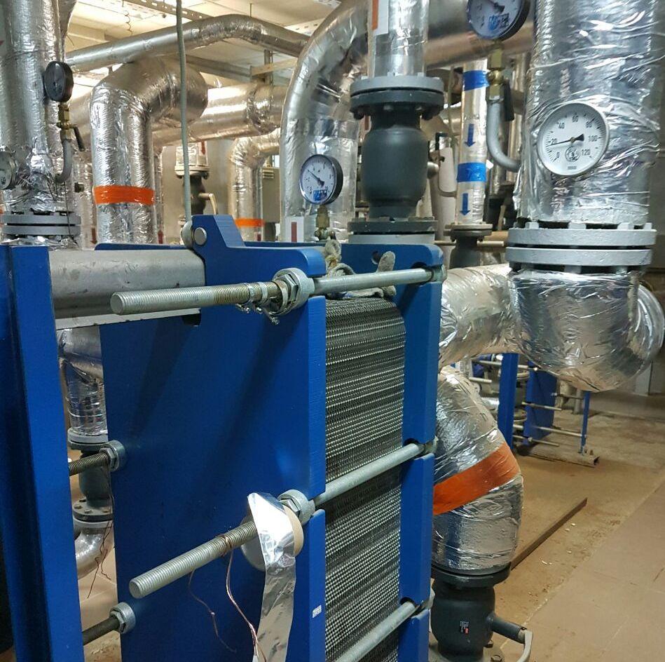 Установка для промывки Alfa Laval CIP 20 Пушкино Уплотнения теплообменника Sondex S36 Мурманск