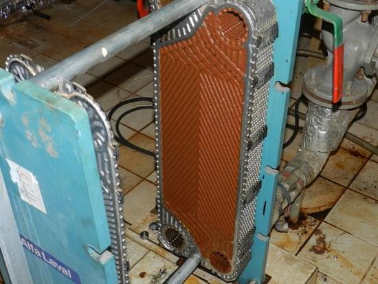 Причины выхода из строя теплообменника котла Пластины теплообменника Ридан НН 41 Королёв