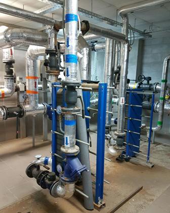 Установка для промывки Pump Eliminate 30 combi Пушкино Полусварной пластинчатый теплообменник Sondex SW202 Артём