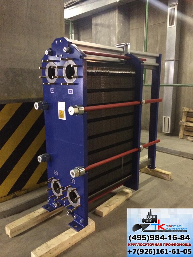 Теплообменники поставка Кожухотрубный испаритель Alfa Laval PCD419-3 Троицк