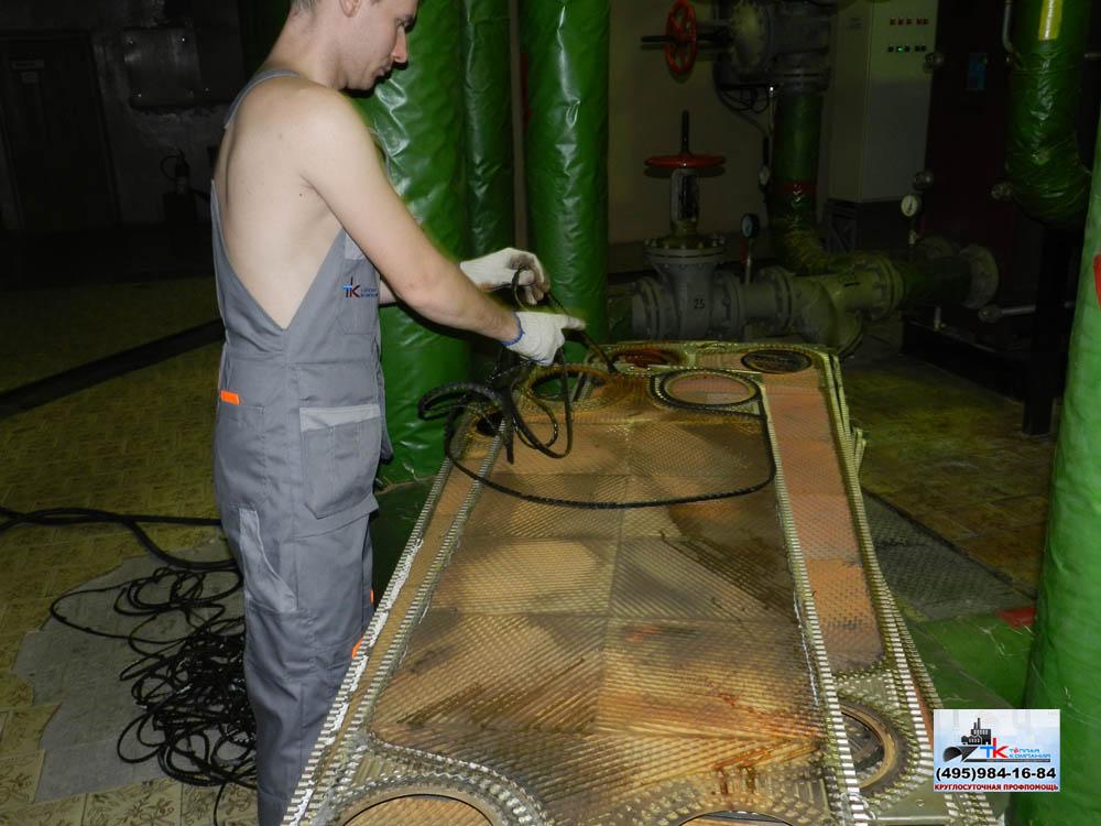 Чистка теплообменника спб Паяный пластинчатый теплообменник SWEP AB427 Оренбург